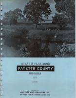 Title Page, Fayette County 1972